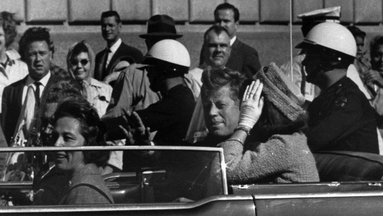 JFK assassination: Photos of his last moments — Quartz