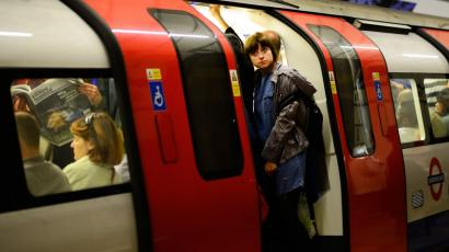 Tube: London's subway is recycling power from the wasted energy of