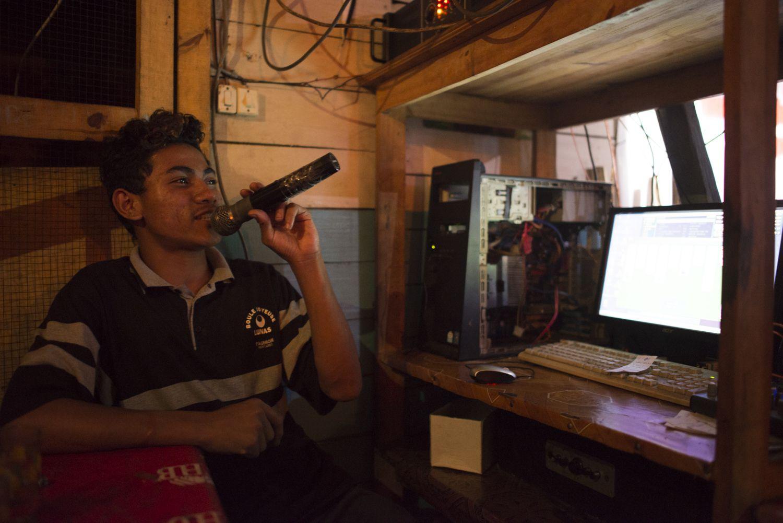 Manakara karaoke DJ