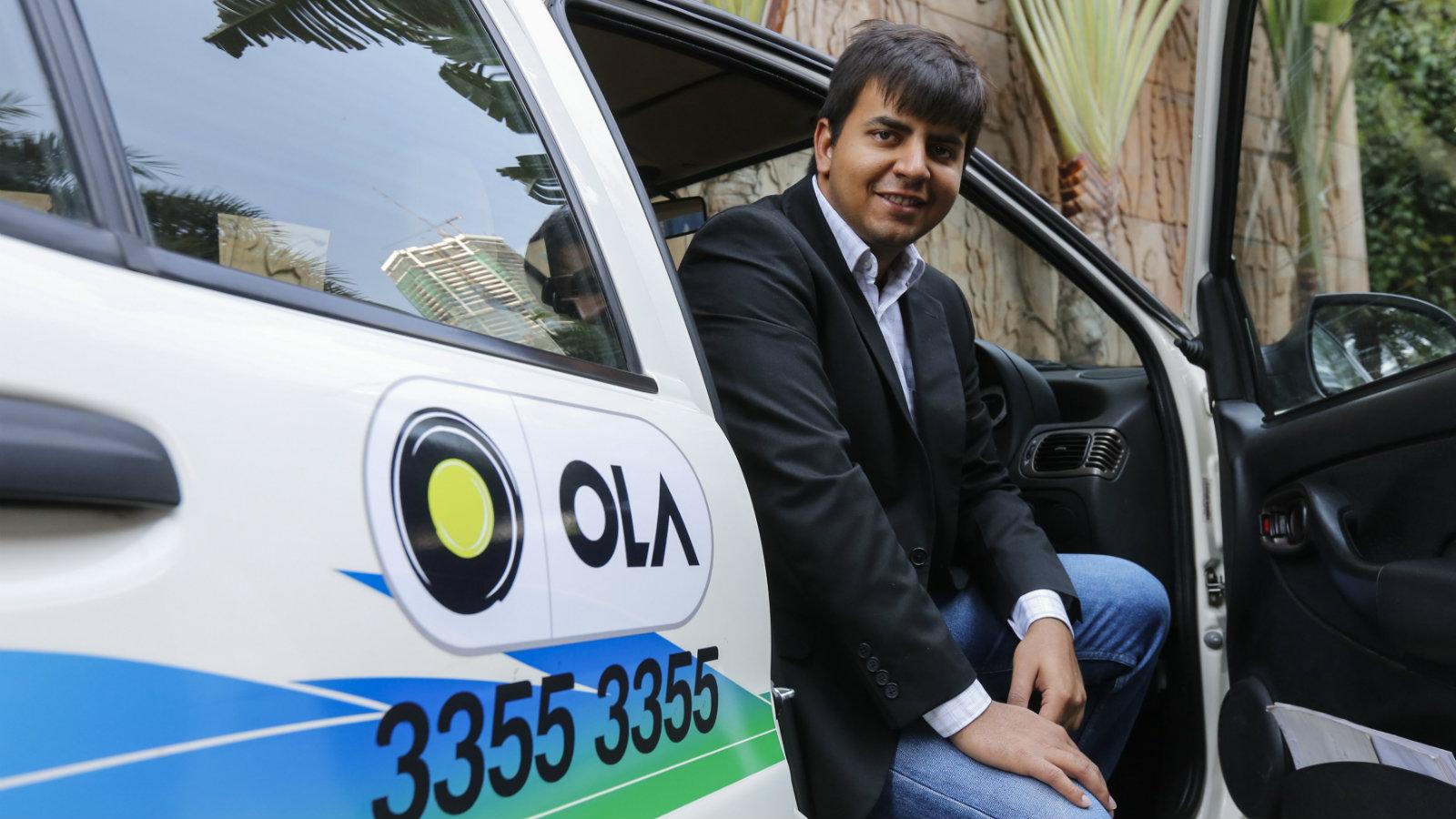 Ola-India-Startup