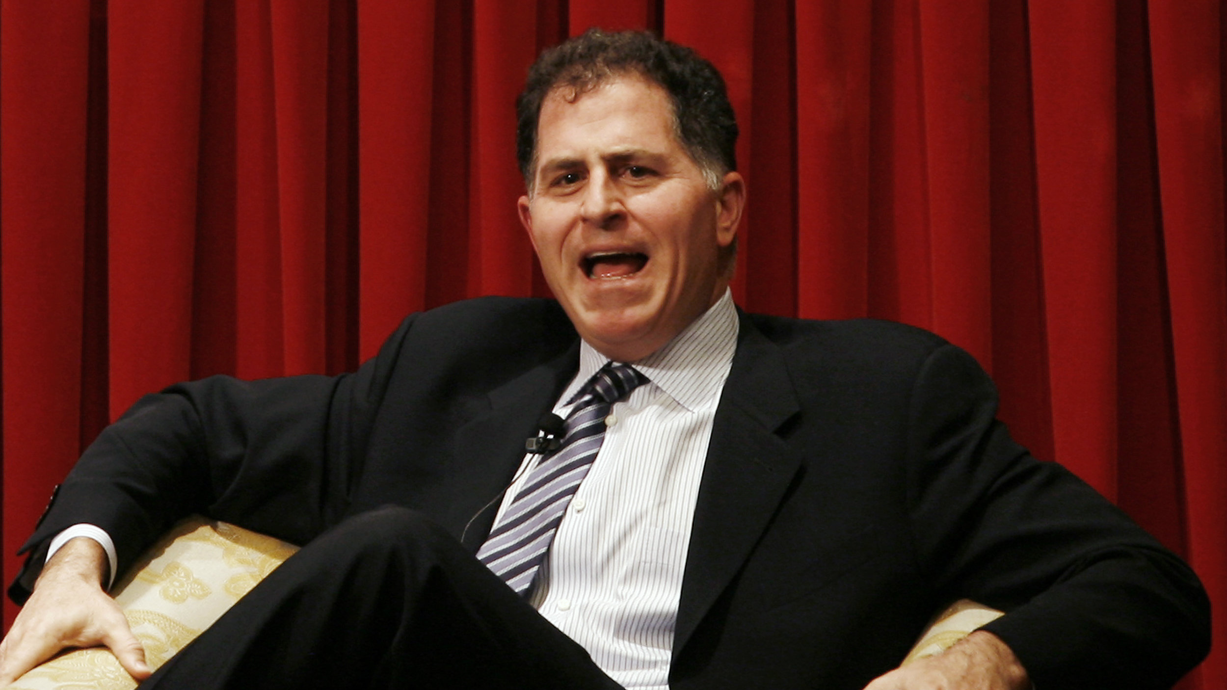 Michael Dell, Chairman and Chief Executive Officer of Dell.