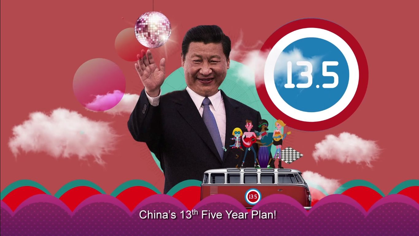Chinas Craziest English Language Propaganda Videos Are Made By One Mysterious Studio