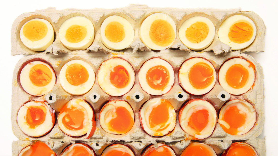 The best way to boil an egg, according to science — Quartz