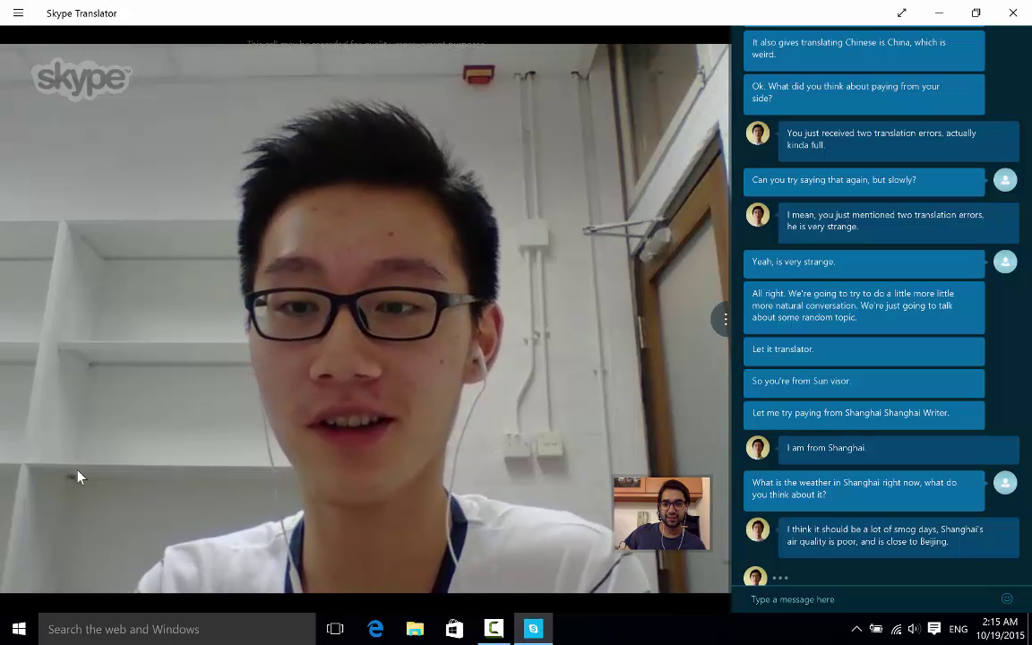How good is Skype's instant translation? We put it to the