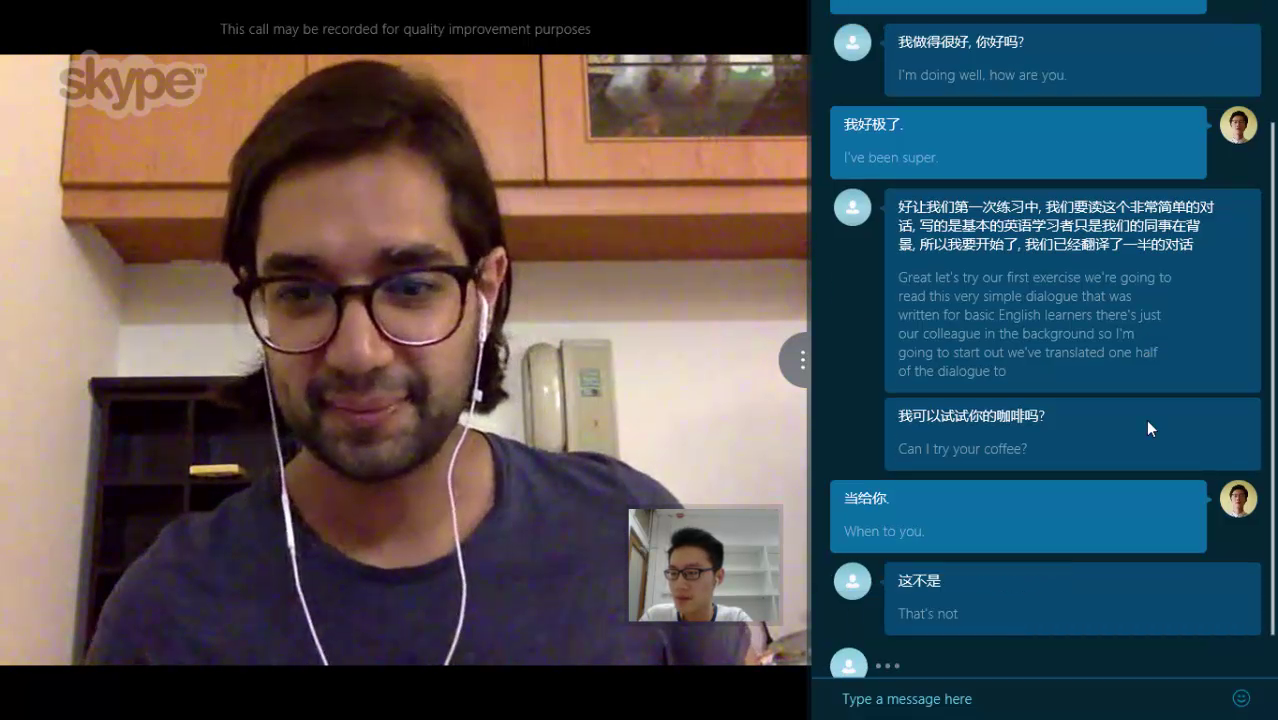 How Good Is Skypes Instant Translation We Put It To The Chinese Stress Test Quartz