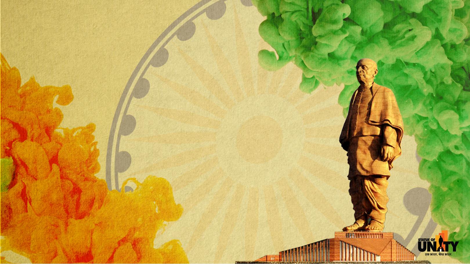 Sardar Patel-Narendra Modi-BJP-Gujarat
