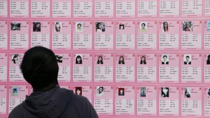 Matchmaking expo in China: I was a 23-year-old guy at a 4,000-person
