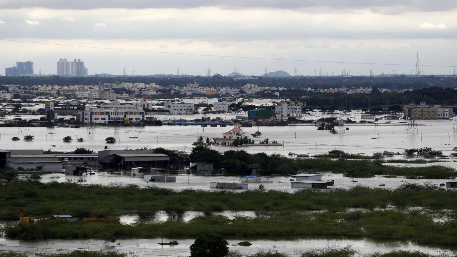 Chennai-Chennai floods-Chennai rain-Tamil Nadu