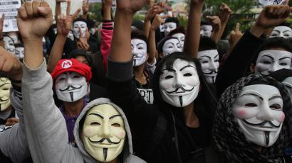 Anonymous could hobble ISIL by hacking PlayStation consoles — Quartz