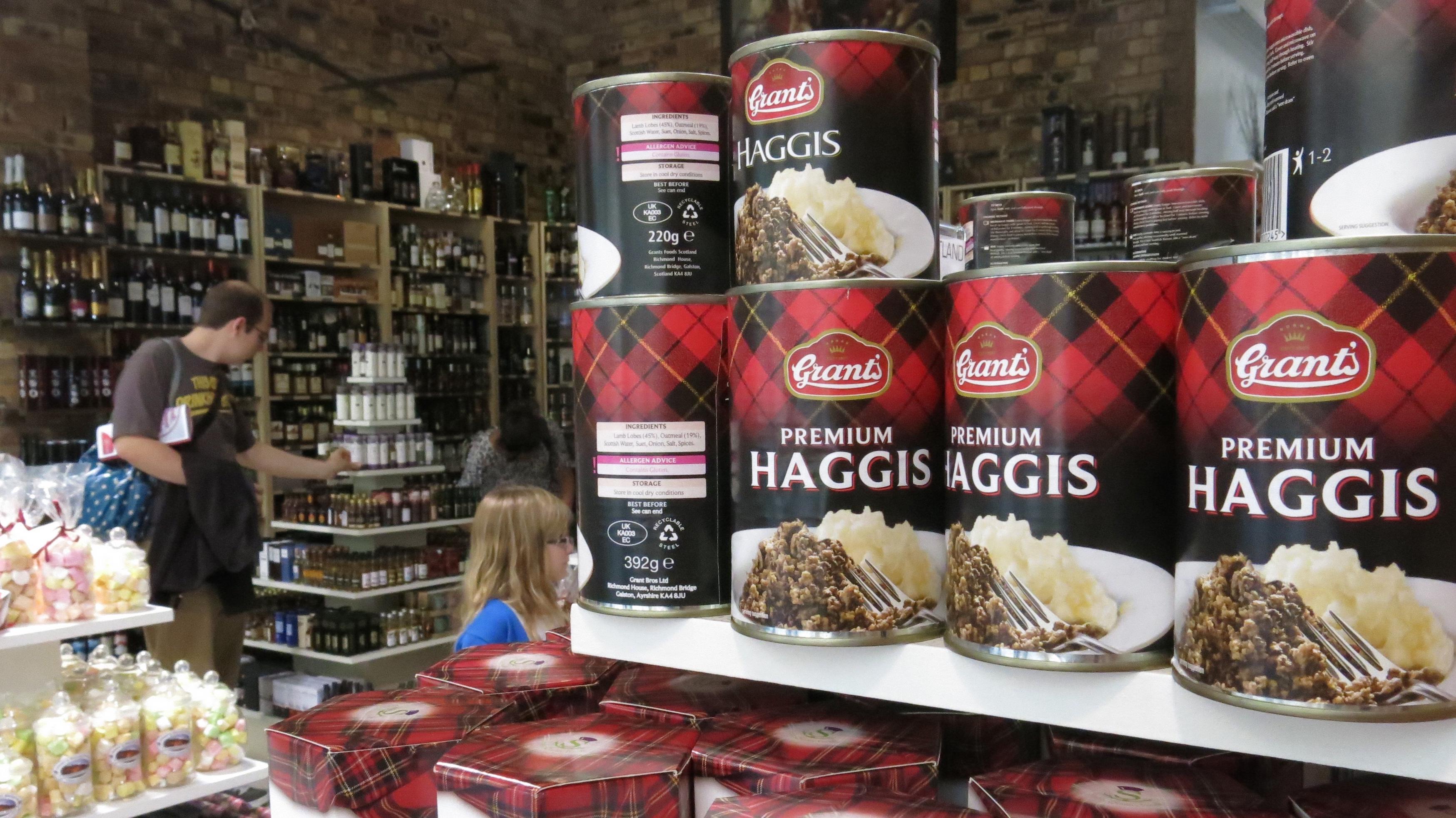 Britain Haggis Nation