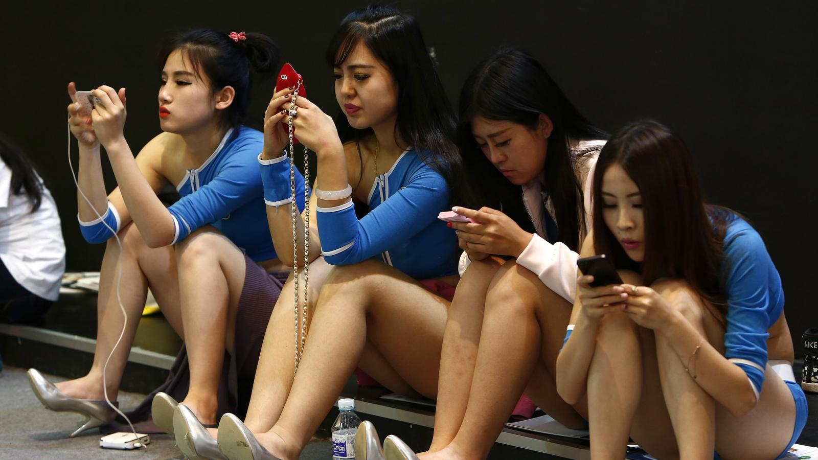 China's Tinder is trying to teach men looking for hookups better manners —  Quartz