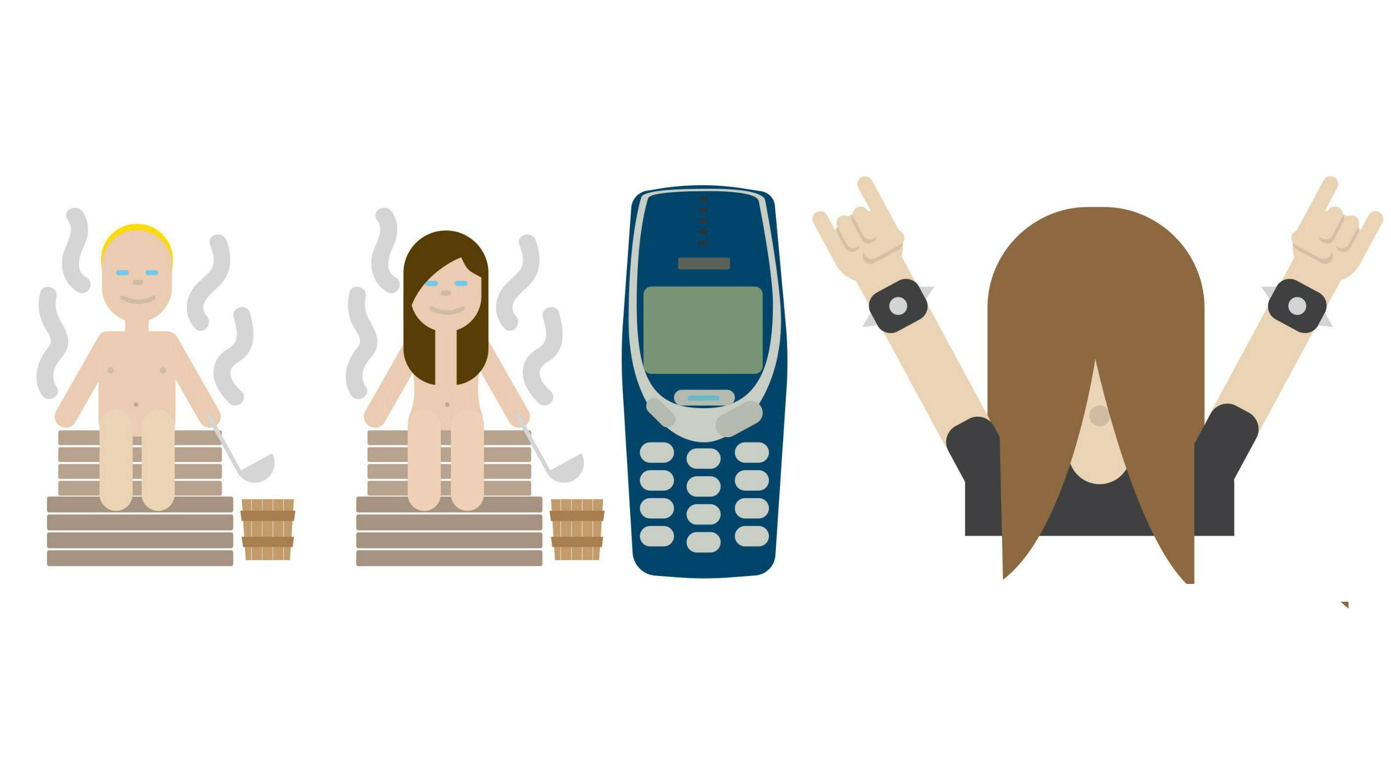 Finland-Emojis