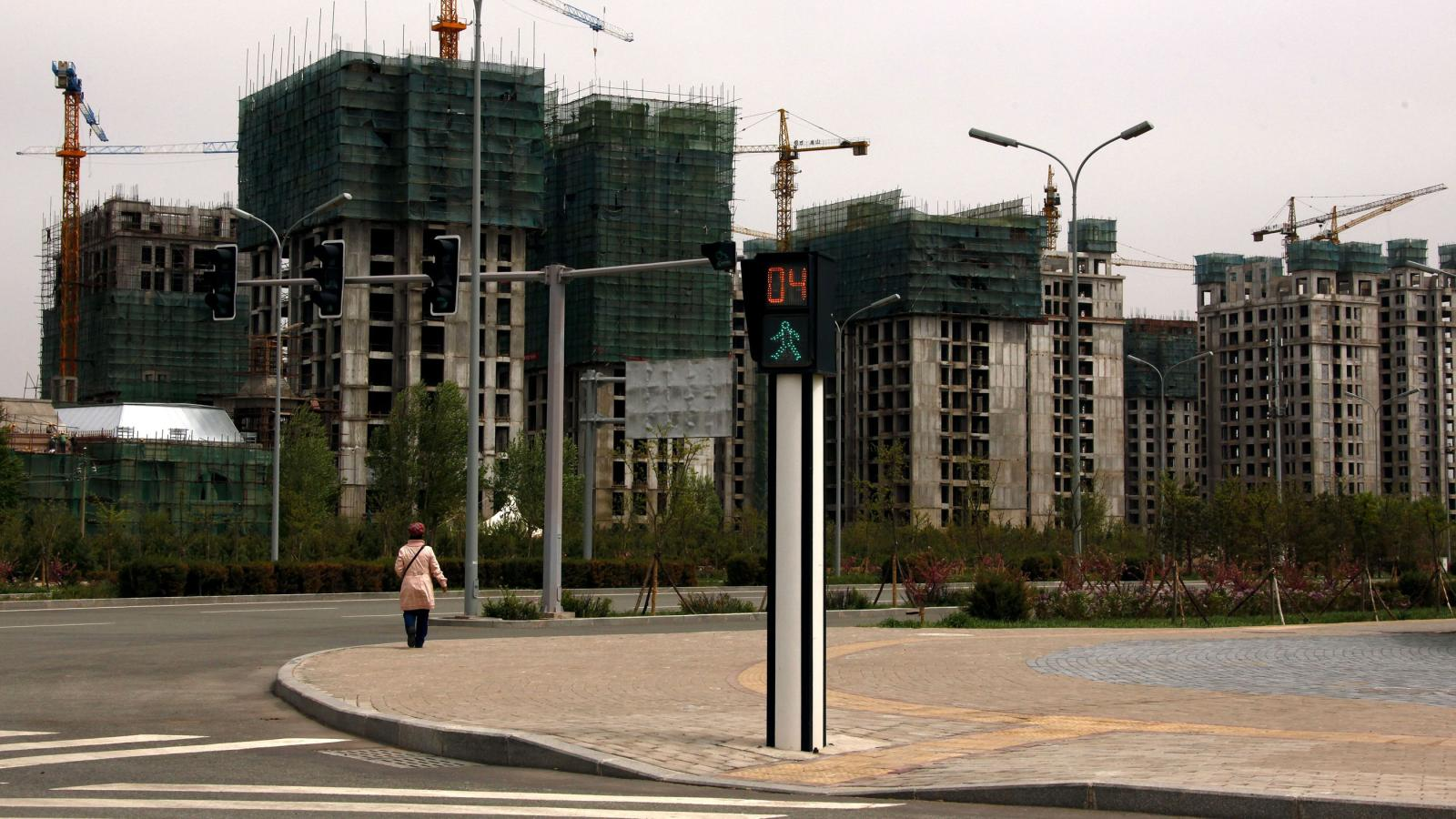 """Baidu found China's """"ghost cities,"""" but it is keeping their"""