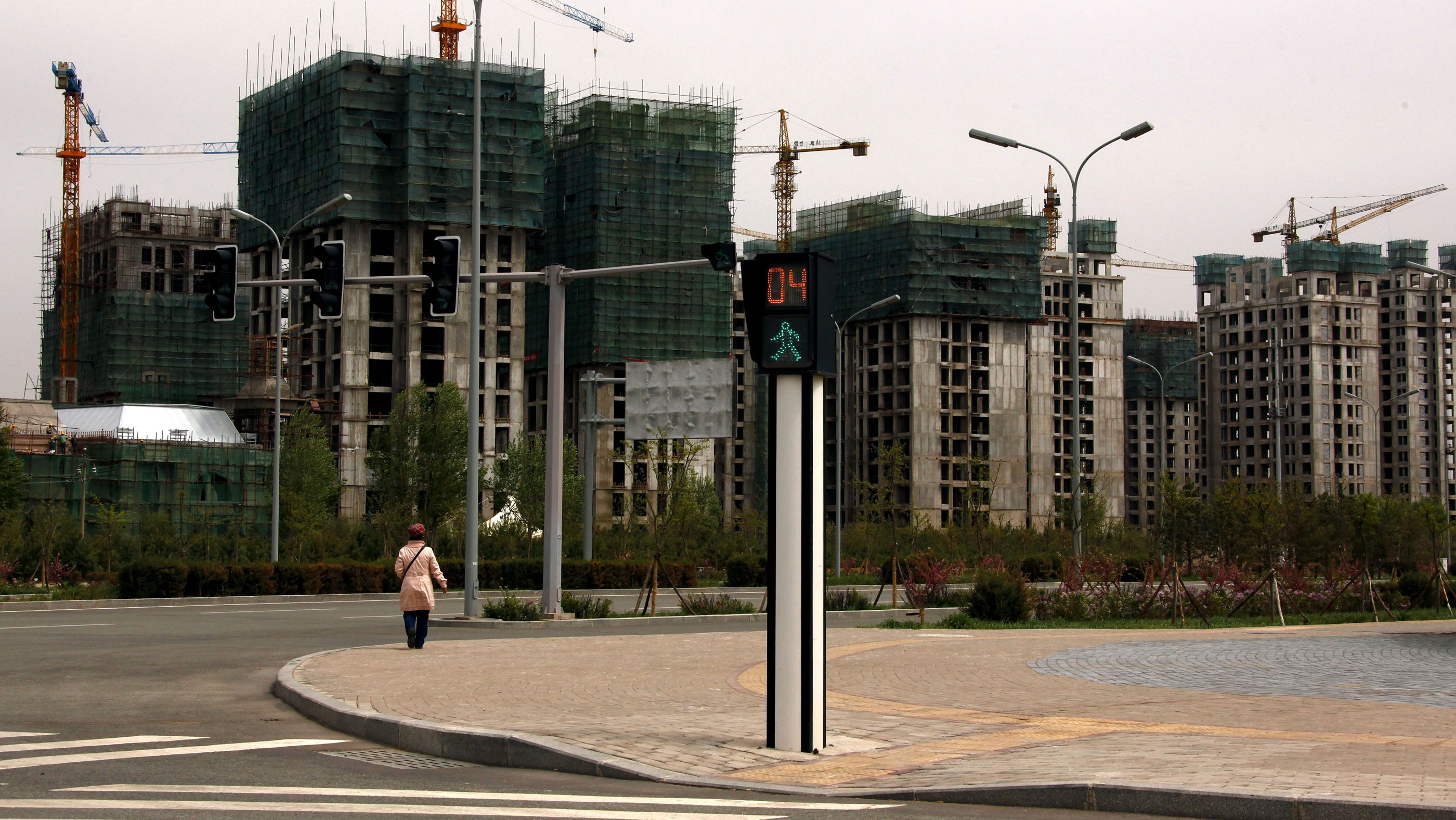 Baidu Found Chinas Ghost Cities But It Is Keeping Their
