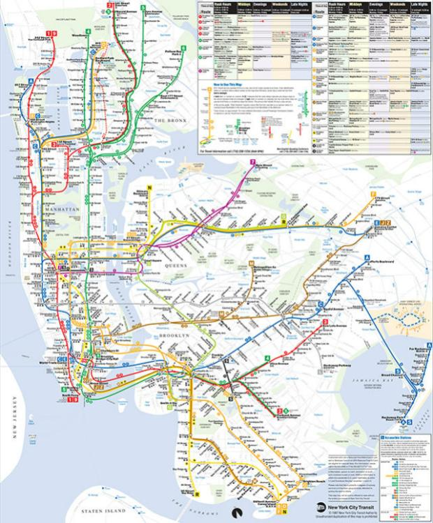 The history behind New York City\'s missing subway lines — Quartz