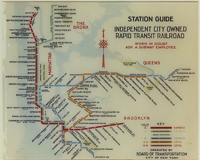 1997 Nyc Subway Map.The History Behind New York City S Missing Subway Lines Quartz