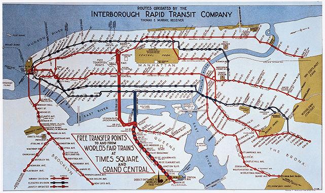 Nyc Subway Map E Train.The History Behind New York City S Missing Subway Lines Quartz