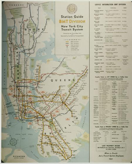 Nyc Subway Map 1997.The History Behind New York City S Missing Subway Lines Quartz