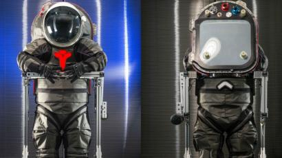 NASA Unveiled A New Prototype Of The Crowdsourced Spacesuit Astronauts Will Wear On Mars