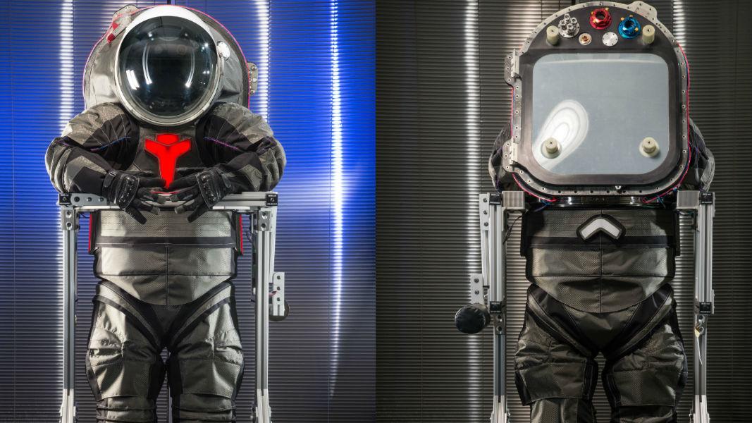 NASA Z-2 spacesuit