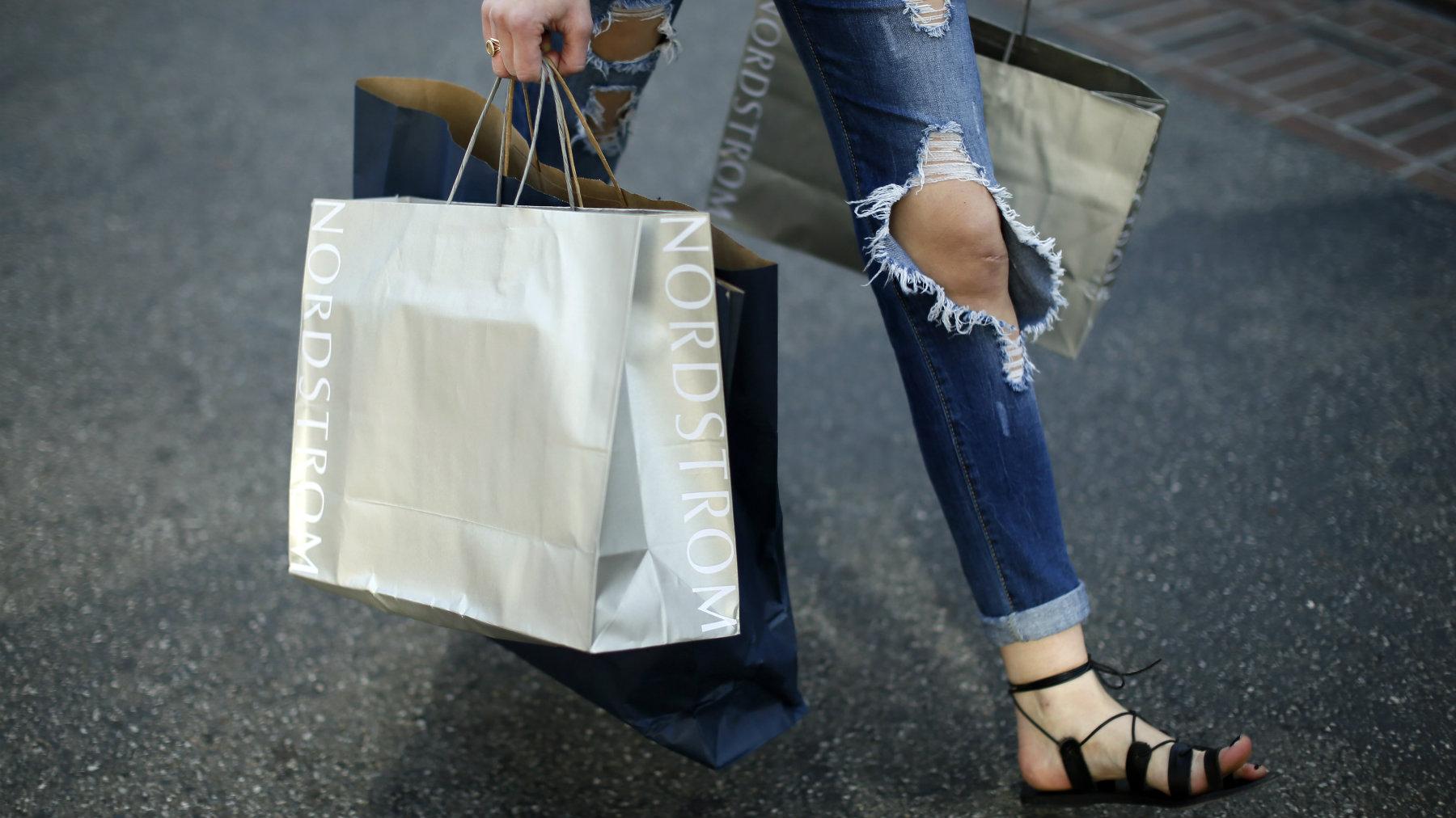 Image result for nordstrom shopping bag