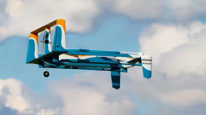 Amazon wants to use its new drones to deliver your packages