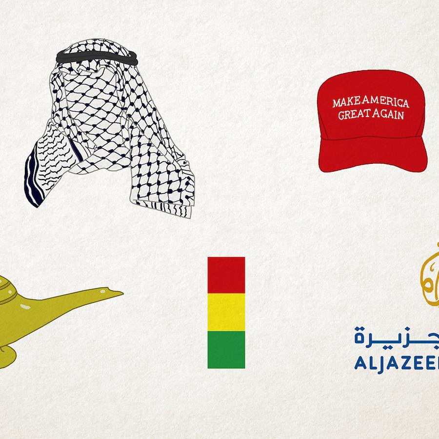Five Symbols Donald Trump Could Use To Identify The Muslims In