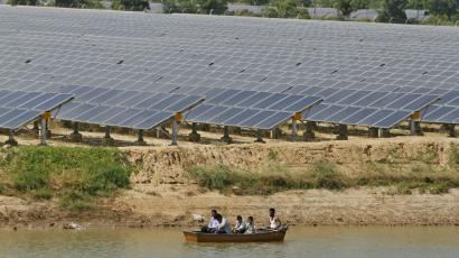 India-solar power