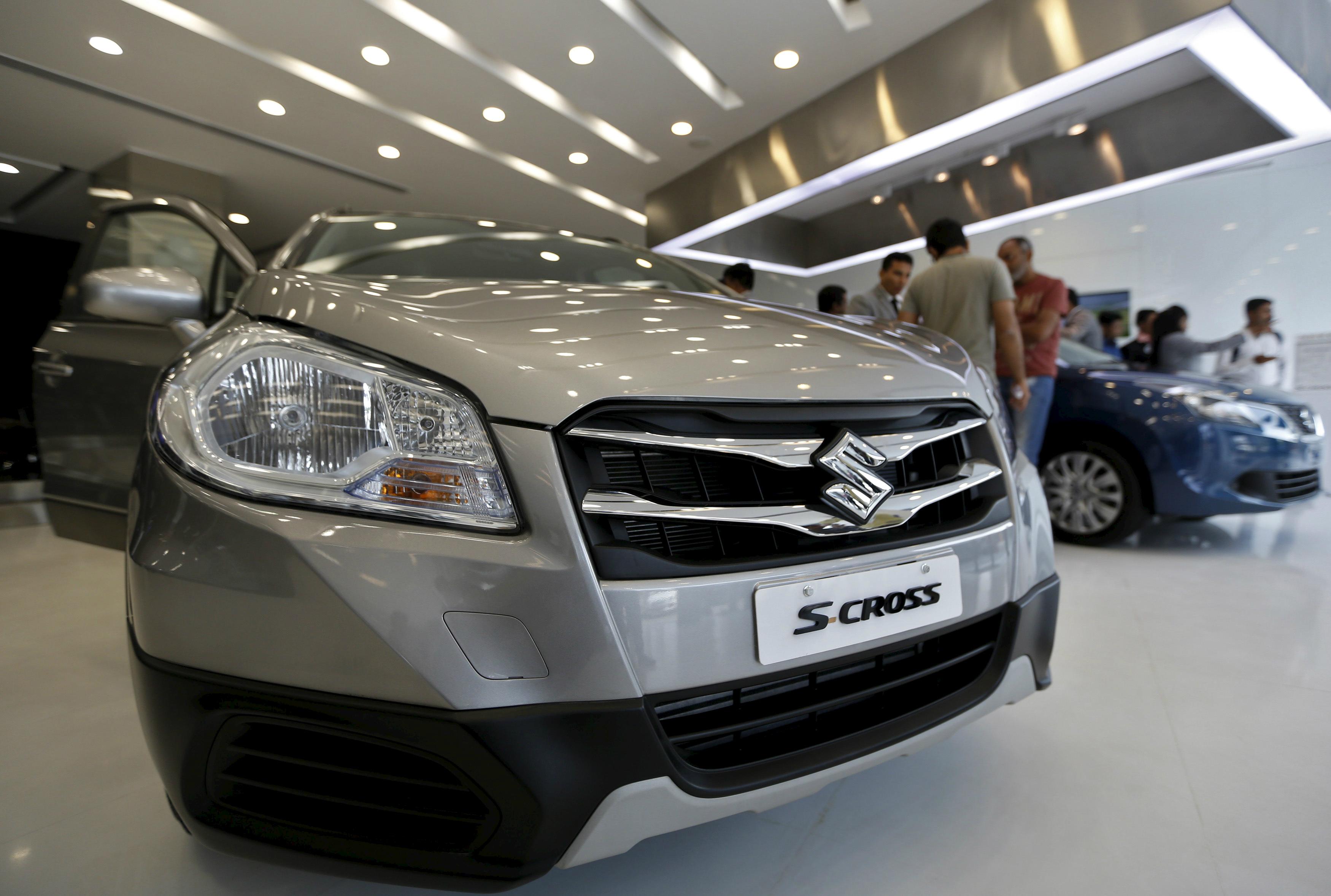 Maruti-Car sales-India-Buy car