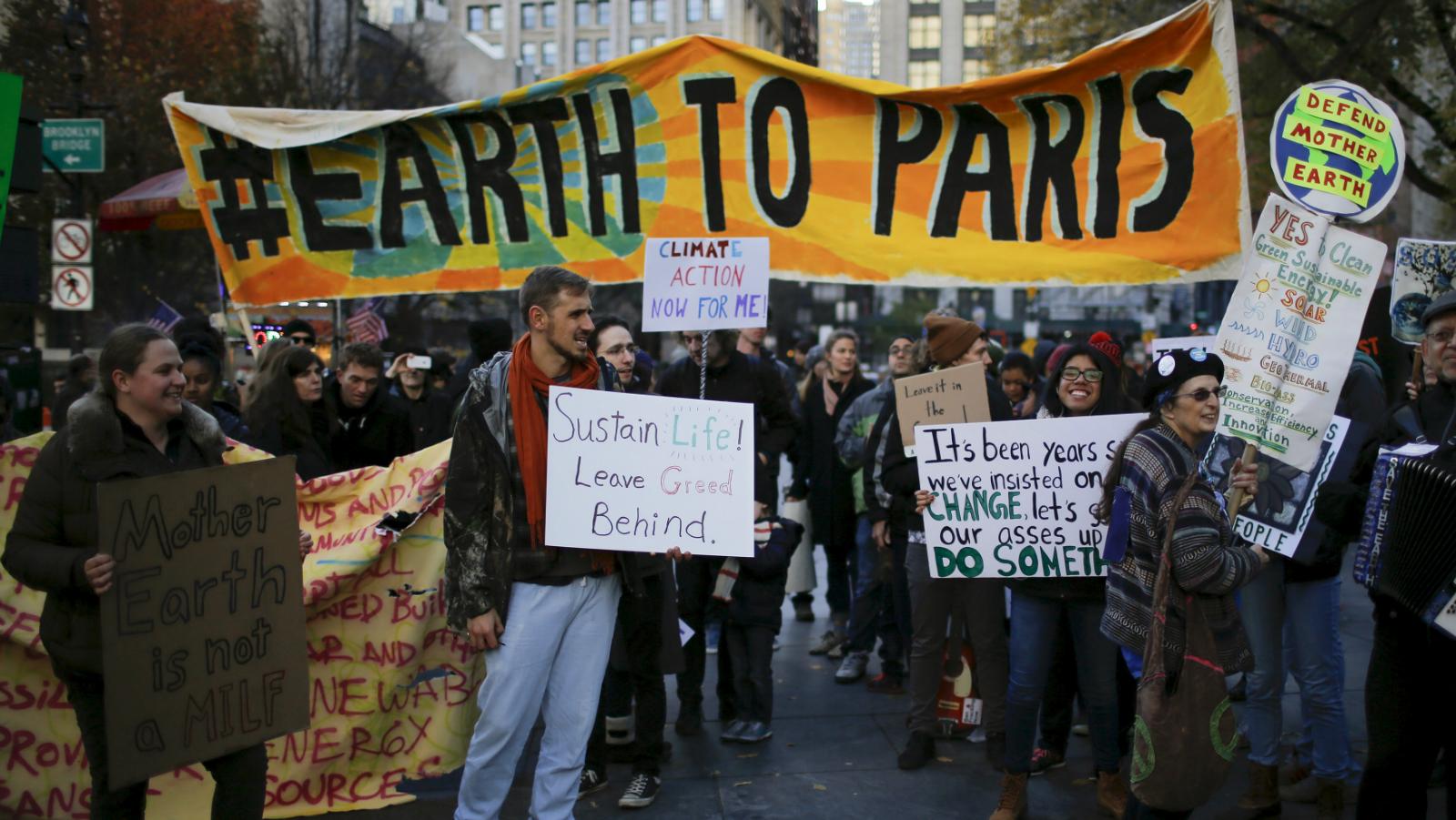 Paris-Climate Change-India-USA-Russia-China