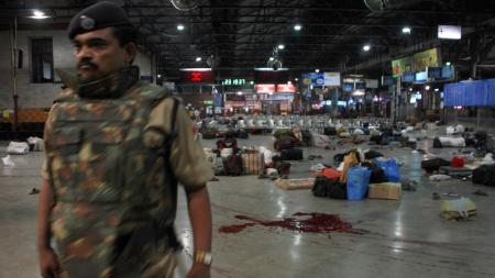 Mumbai-Terrorist attack-26/11