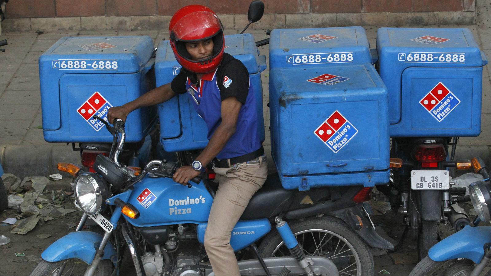 India-Domino's Pizza