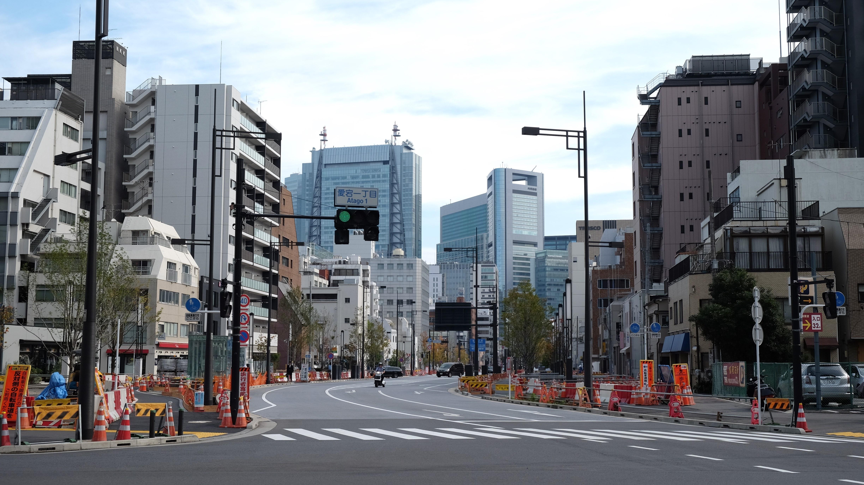 Tokyo Loop Road No 2
