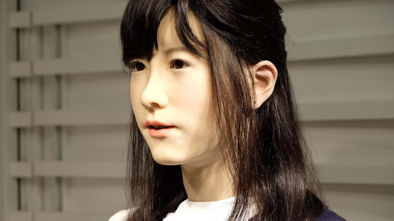 Toshiba robot Tokyo