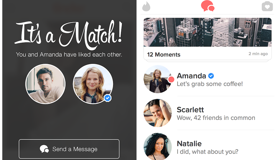 tinder vs match