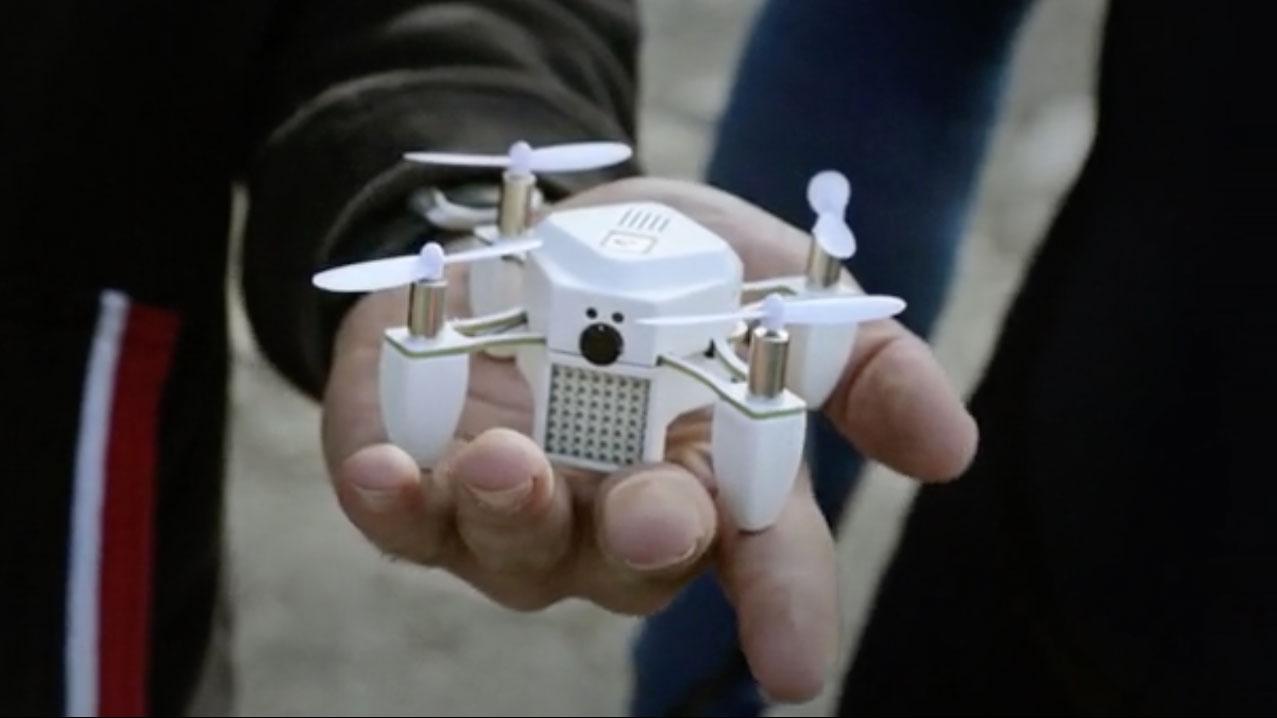 zano selfie drone