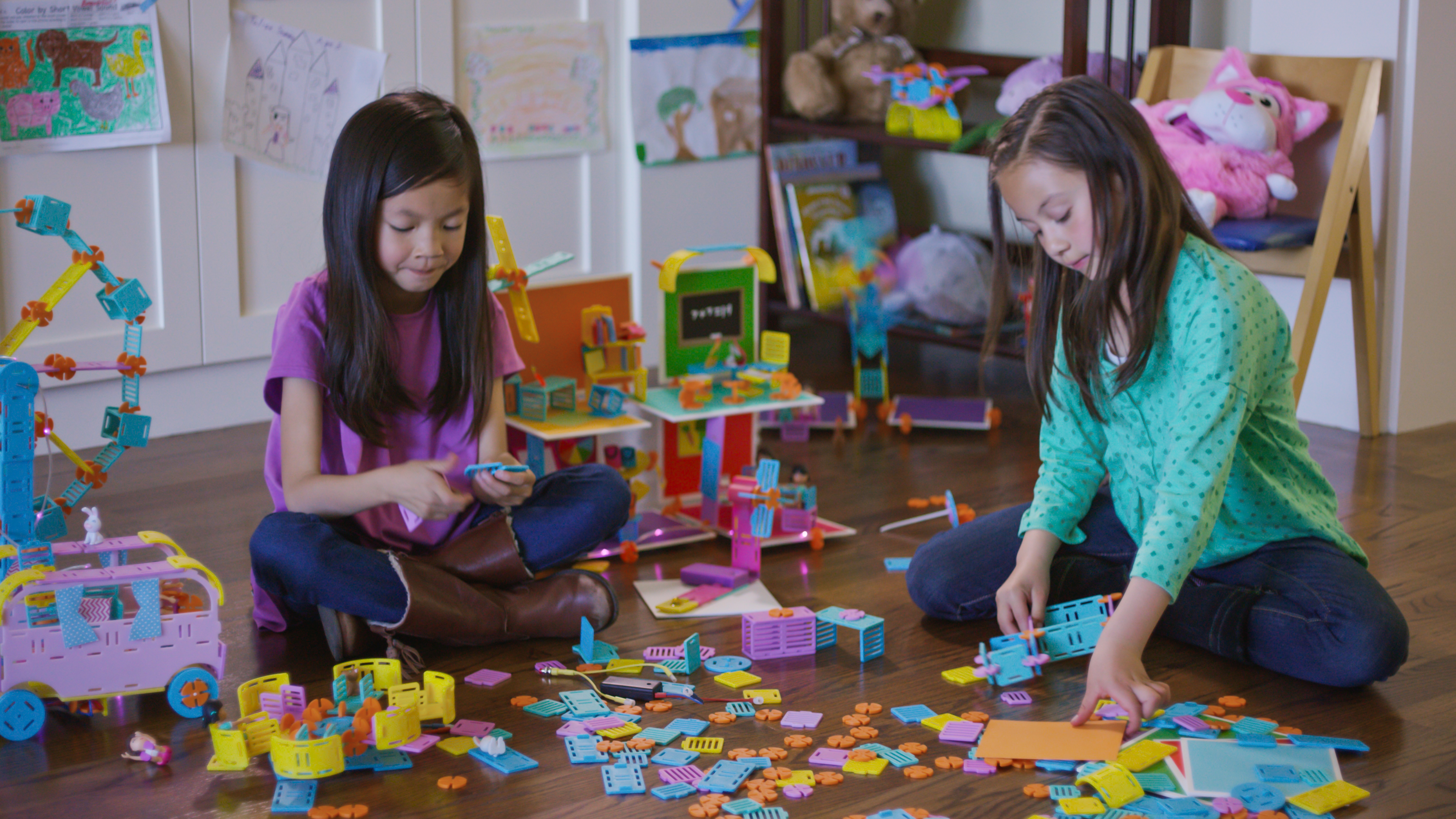Toys For 9 Year Olds Can Invent : The toys that will actually teach your girls engineering skills