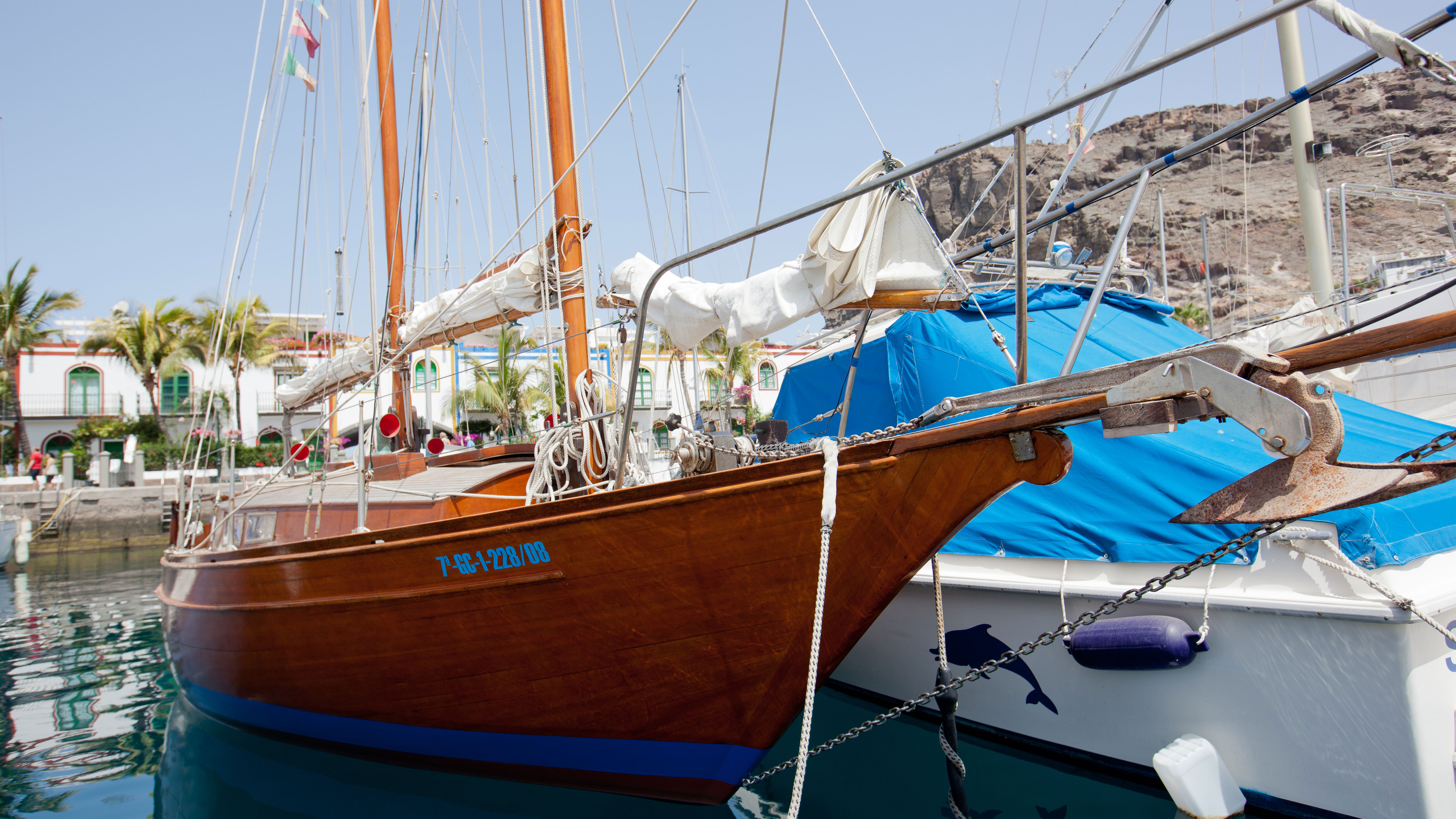 airbnb-sailboat-grand-canary-islands