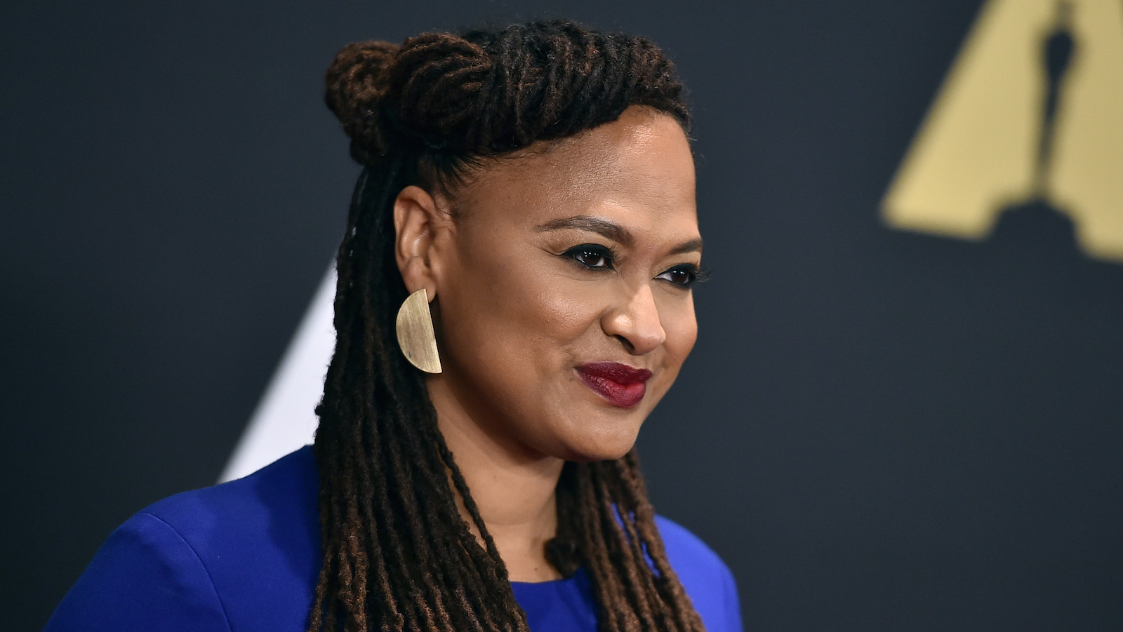 Ava DuVernay arrives at the Governors Awards at the Dolby Ballroom on Saturday, Nov. 14, 2015, in Los Angeles. (Photo by Jordan Strauss/Invision/AP)