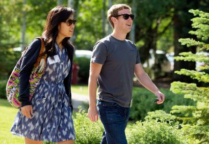 short biography of mark zuckerberg