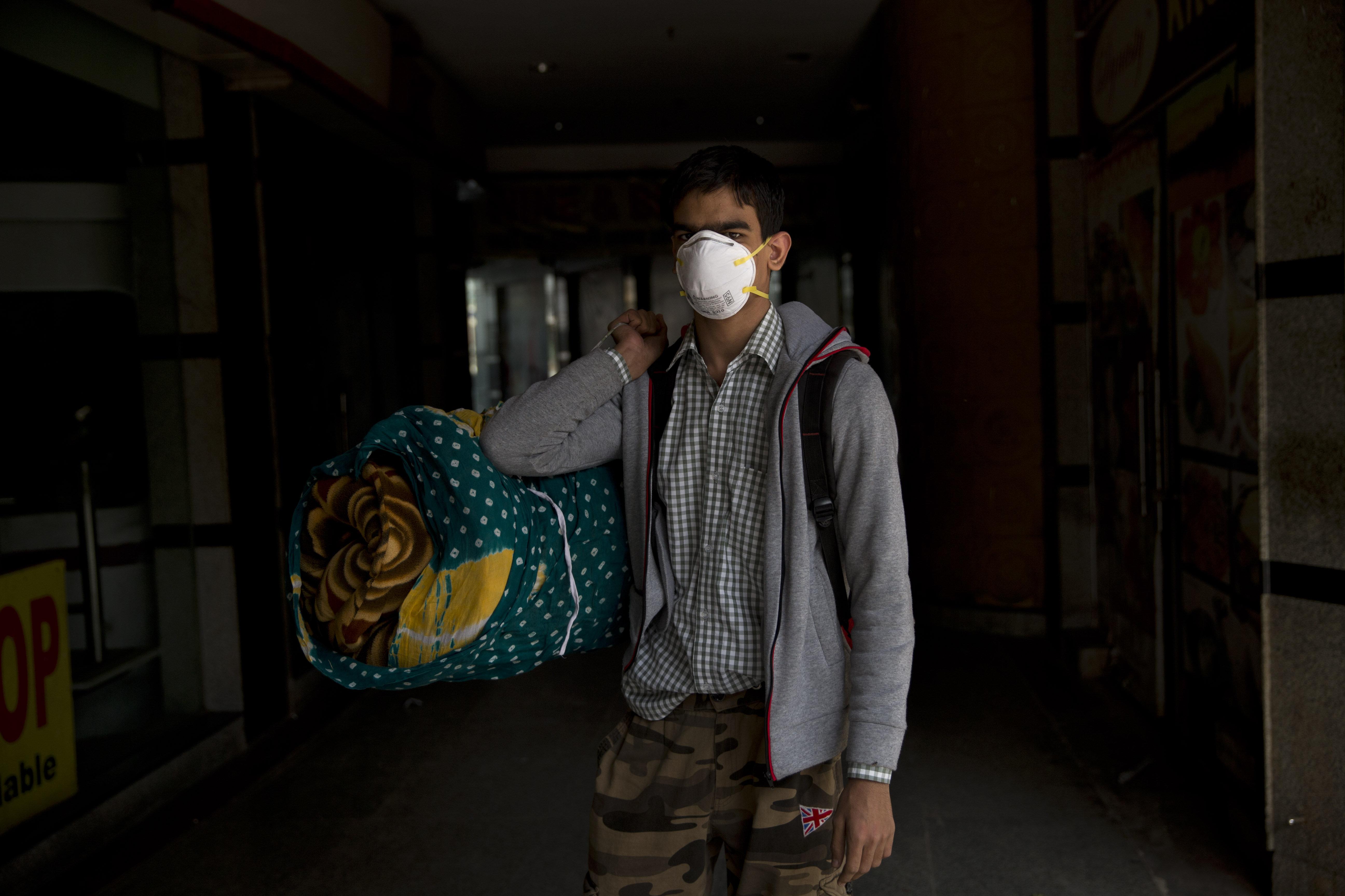 Delhi-Smog-Air pollution-Narendra Modi-health