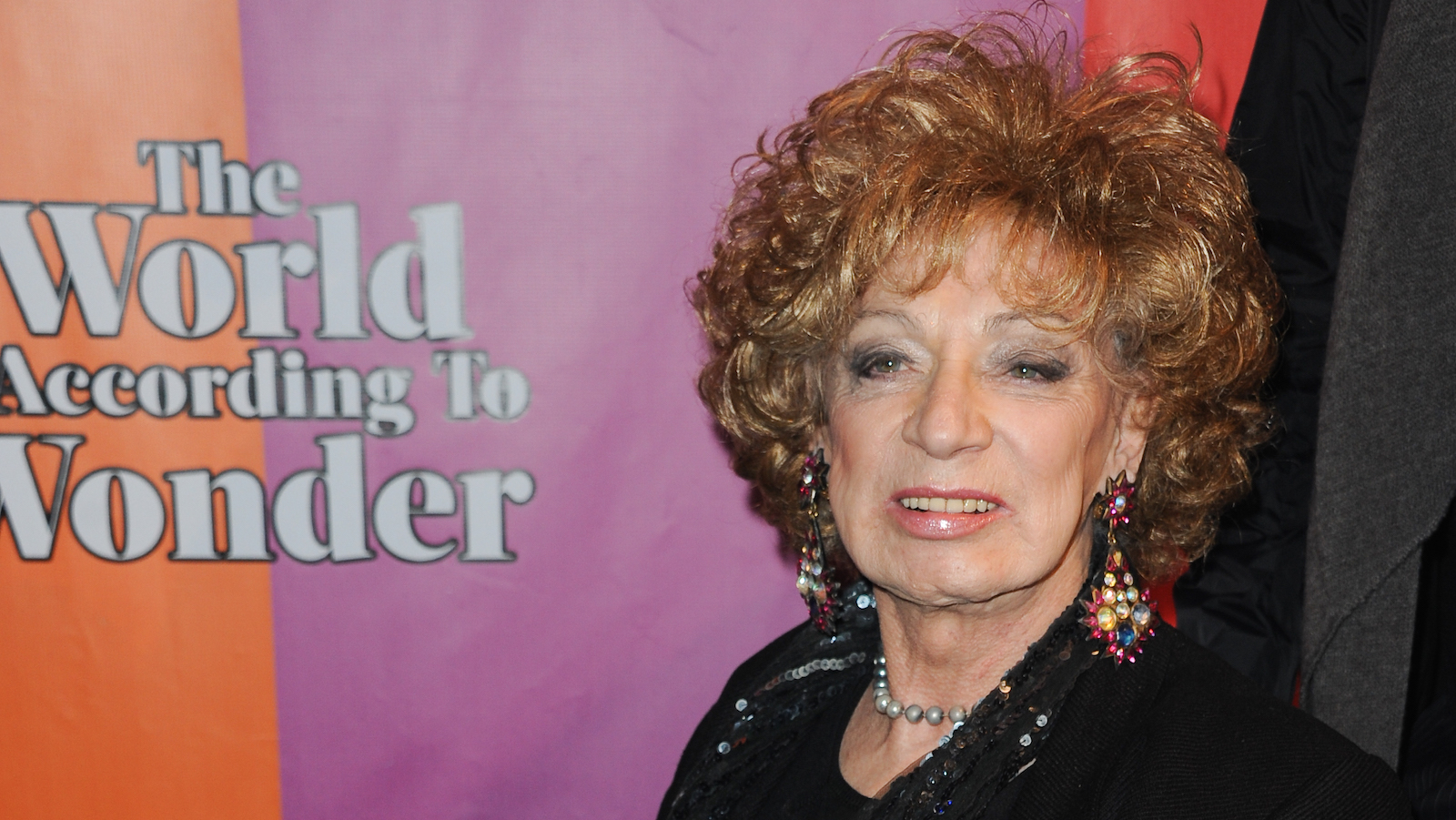 """Holly Woodlawn attends the """"World of Wonder"""" book release party at Universal Studios on Thursday, Dec. 13, 2012, in Los Angeles."""