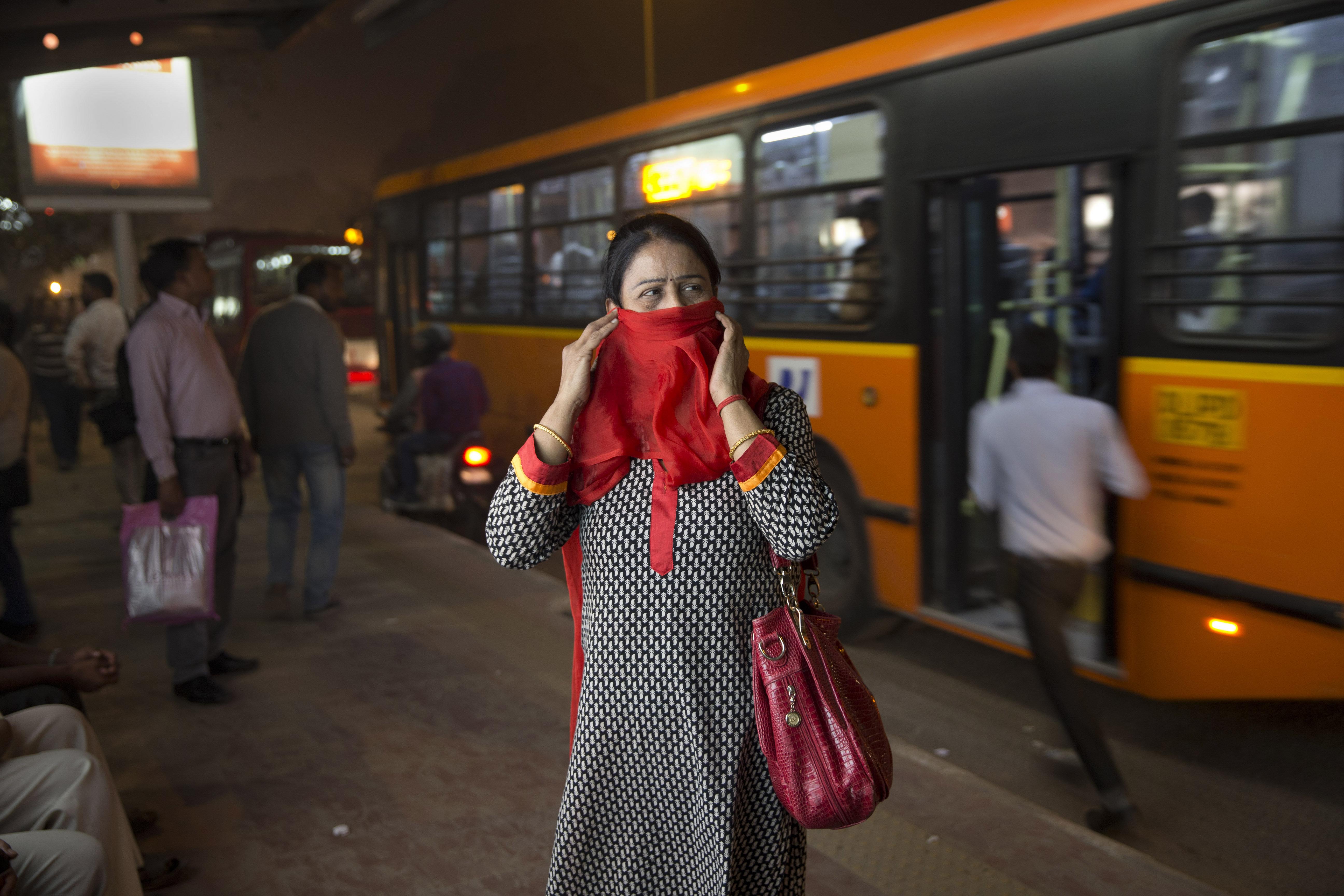 New Delhi-Air-Smog-Pollution-Toxic air