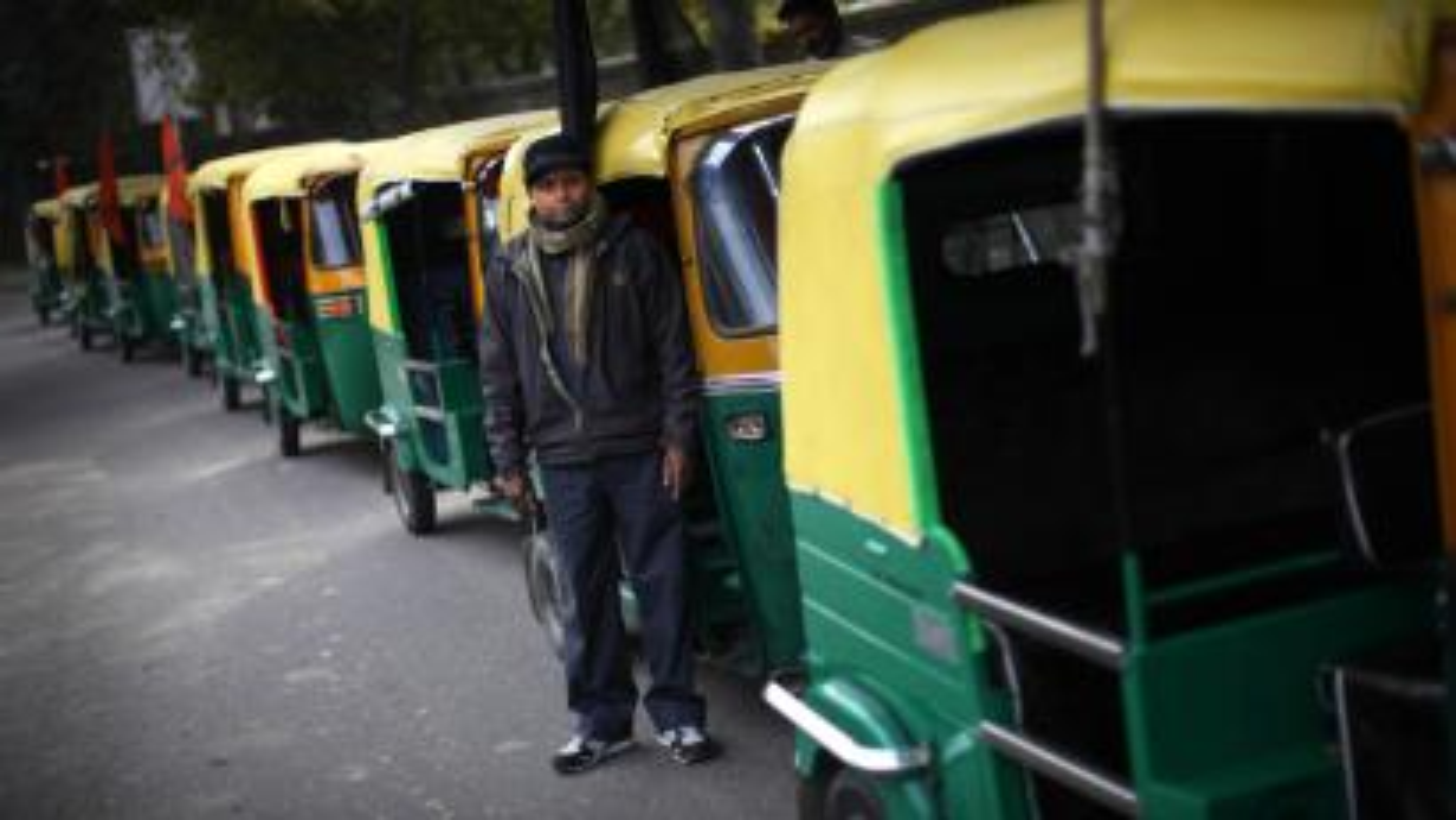 New Delhi-Uber-Taxi hailing-cab-pollution