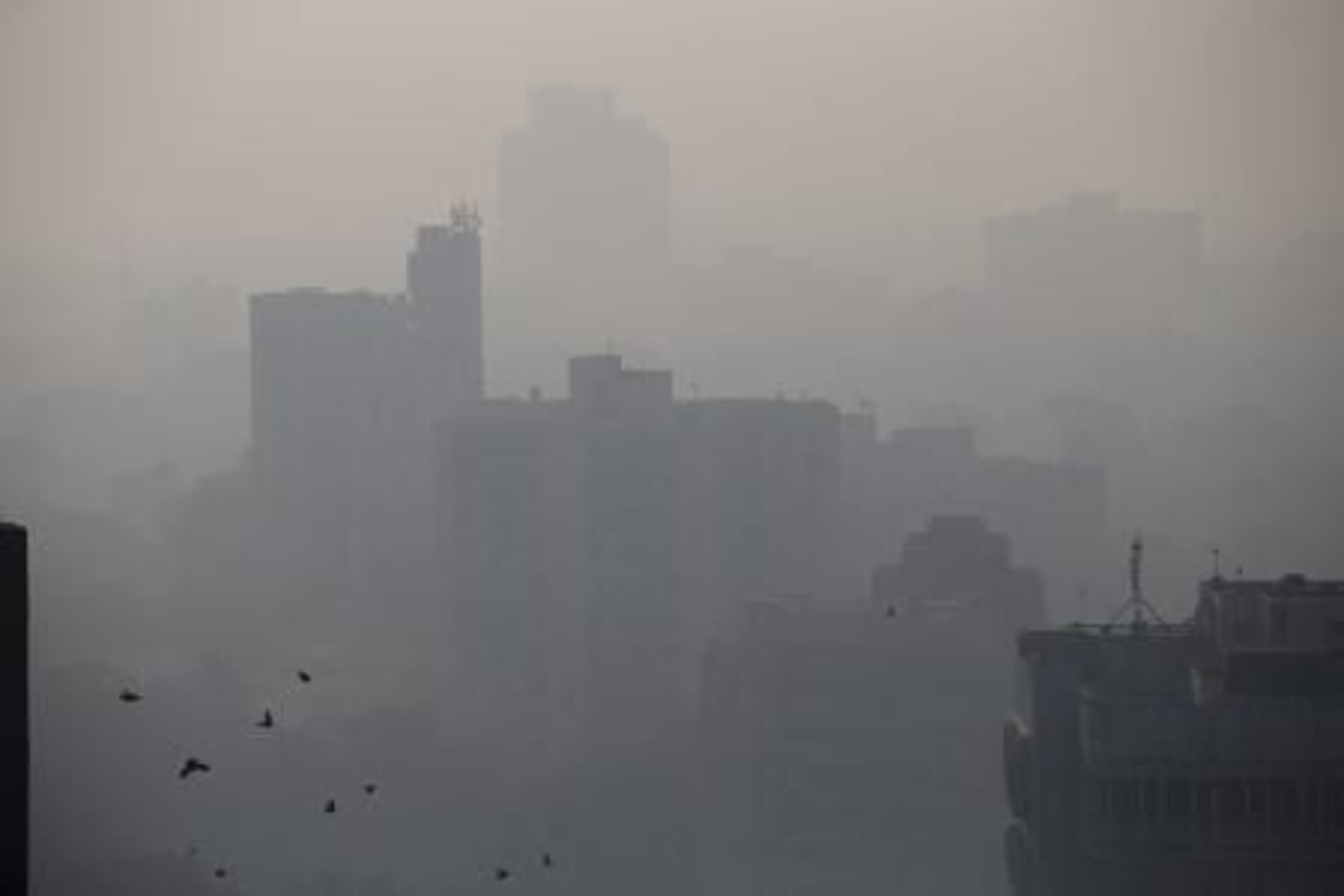 Delhi-Air-Pollution-Narendra Modi-Beijing