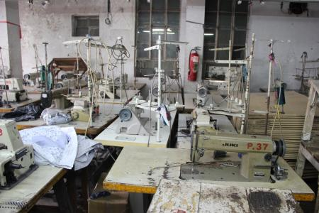 The problem in Bangladesh's garment industry is three times
