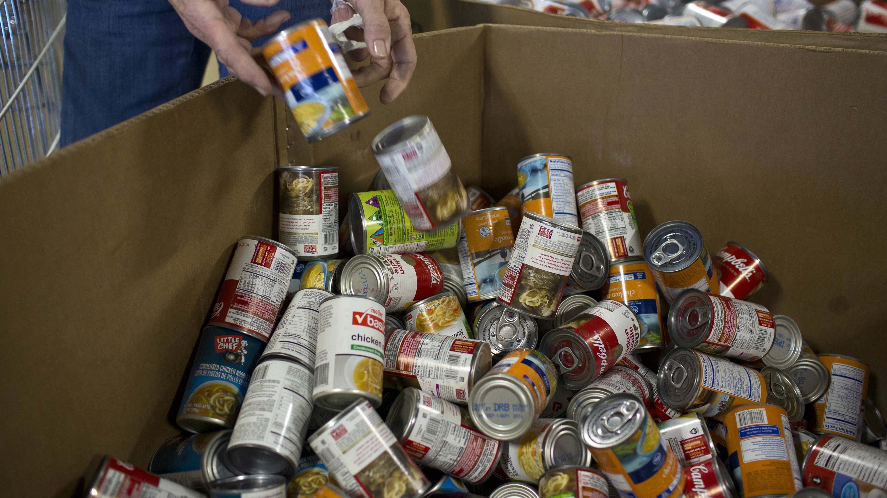 canned food means database loreal maria rose belding 2