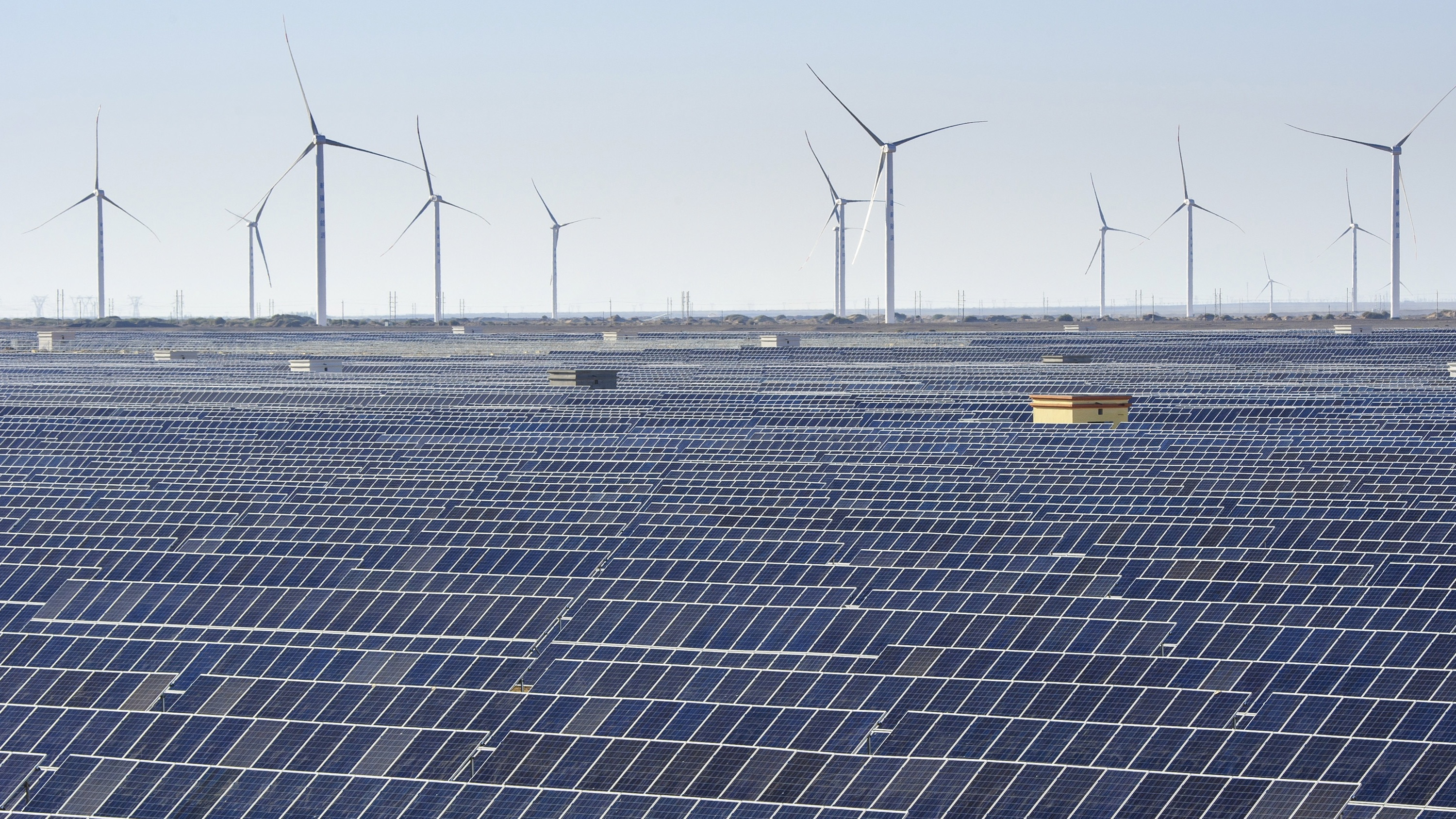 Sustainable, large-scale investment in renewable-energy tech is totally feasible.