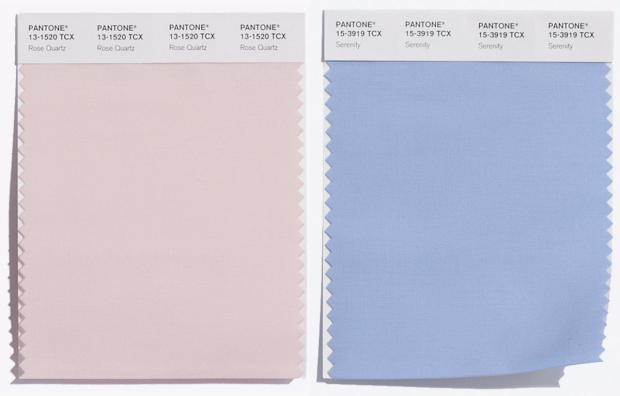 Pantone S New Colors Of The Year Are A Nod To Gender Equality Quartz