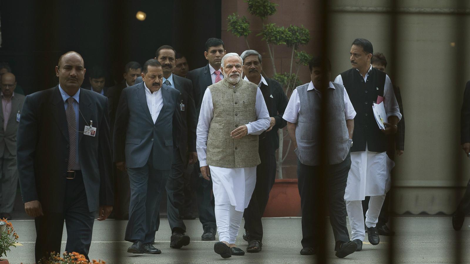 India-GST-Modi